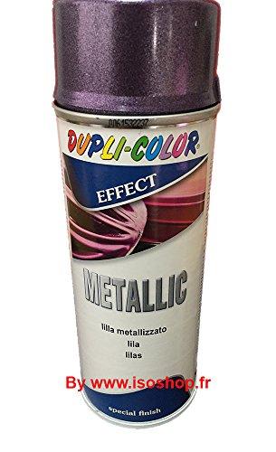 Sprühfarbe Ref 336973 Gehäuse Renovierung Metallic Tint 400ml lila