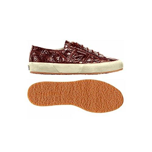 Scarpe Le Superga - Estreme 2750-crocodile Brown