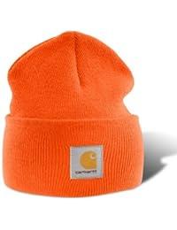 Carhartt Watch Hat Beanie A18 Strickmütze (orange)