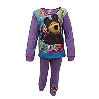 Girls Masha and The Bear Pyjamas