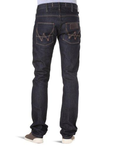 Wrangler - Spencer - Jeans slim - Homme Bleu