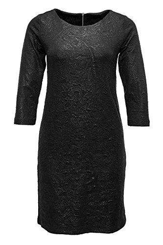 Only Damen Etui-Kleid 3/4 Short Dress in 2 Farben Schwarz