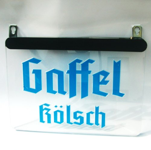 Gaffel kölsch Leuchtschild