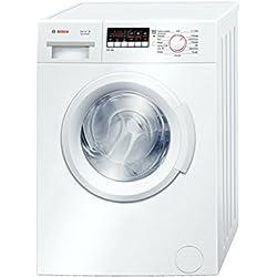 Bosch WAB24211FF Autonome Charge avant 6kg 1200tr/min A+++ Blanc machine à laver - Machines à laver (Autonome, Charge avant, Blanc, Gauche, 42 L, 1,6 m)