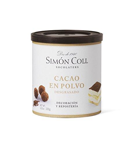 Chocolates Simón Coll, Cacao soluble (En polvo) - 100 gr.