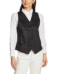 Premier Workwear Ladies Hospitality Waistcoat, Chaleco para Mujer