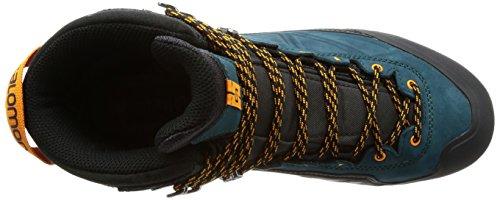 Salomon Men L39293500 Scarpe Da Trekking Nero (fantasma / Stagno Riflettente / Mari Luminosi)