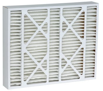 16x25x5 (16x24.88x4.38) MERV 11 Air Kontrol Replacement Filter w/One .625x1x24.75 Inch Foam Strip Per Filter by Air Kontrol