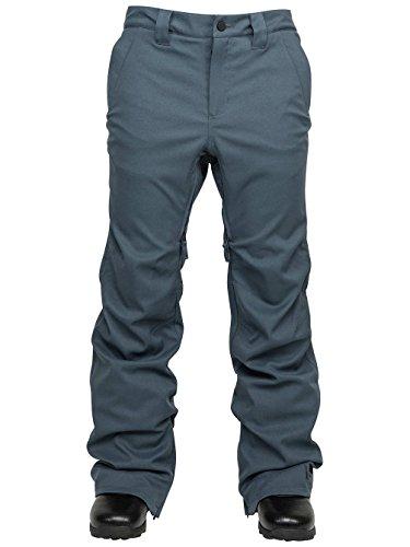 L1 Outerwear L1Slim Chino Slate Hose, Herren L Schiefer