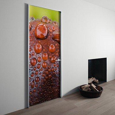 Türposter selbstklebend Tür Poster Plakat Druck Türfolie Türtapete Fototapete 90cm x 210cm 315861