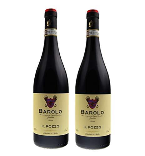 BAROLO DOCG, Vino BAROLO DOCG, BAROLO CLASSICO Vino Rosso Cl 75 X 2, BAROLO IL POZZO, BAROLO di Castiglione Falletto, BAROLO il'Re dei vini, Vino dei Re'