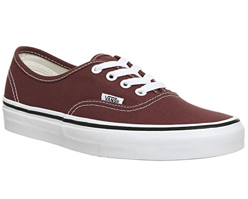 Vans Authentic, Scarpe Running Unisex-Adulto Rosso (Apple Butter/true White Q9s)