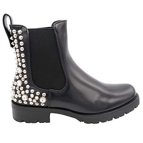 CucuFashion Chunky Heeled Boots Chunky Zip Chunky Ankle Boots Chunky Black Boots Black Heeled Ankle Boots Womens Heeled Ankle Boots