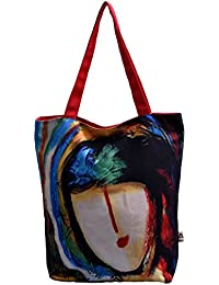 Tote Bag | Tote Bags For College Girls Stylish | Shopping Bag | Digital And Screen Printing - B07B47R28F