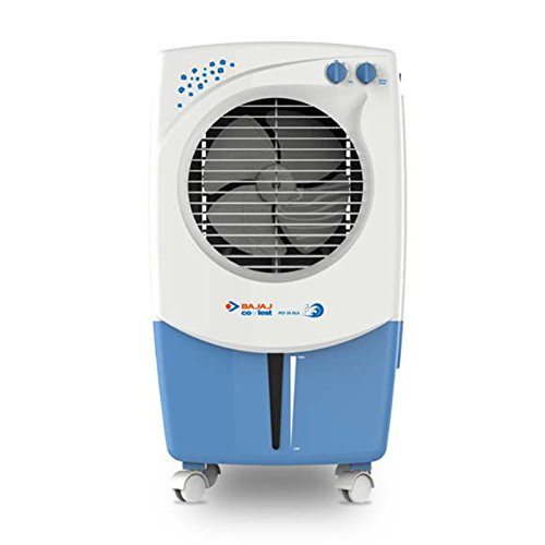 Bajaj Icon PCF 25 DLX 24-Litre Personal Air Cooler (White)  available at amazon for Rs.5010