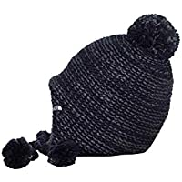 The North Face W Fuzzy Earflap Bne Tnf Black/Asphalt Grey OS