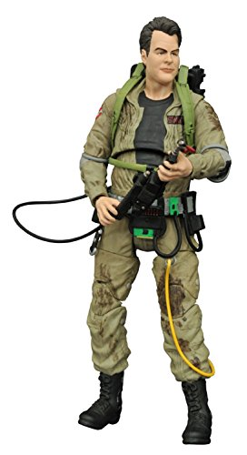 Diamond Select Toys - Ghostbusters Select: Dirty Ray Action Figure