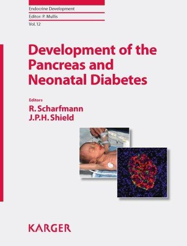 Development of the Pancreas and Neonatal Diabetes: 1st ESPE Advanced Seminar in Developmental Endocrinology, Paris, May 2007 (Endocrine Development, Vol. 12) (2007-09-24)