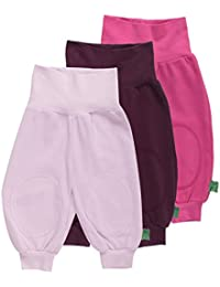 Fred's World by Green Cotton Alfa pants mix 3-PACK-Pantalones Bebé-Niños,