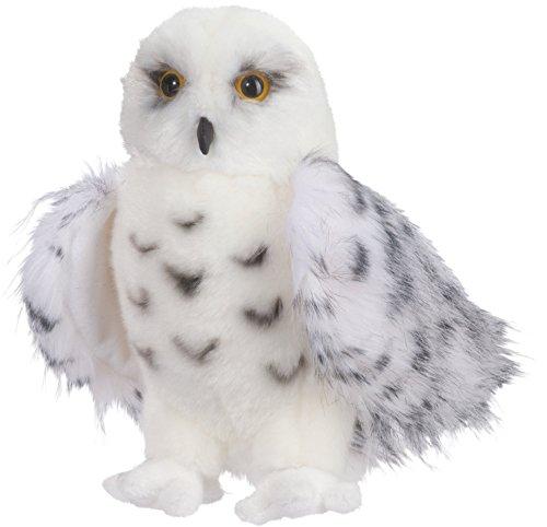 Cuddle Toys 3841 Wizard SNOWY OWL Schnee-Eule Eule weiß Vogel Bubo scandiacus Kuscheltier Plüschtier Stofftier Plüsch Spielzeug