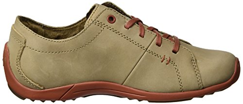 Camel Active Manila 33, Derby Homme Gris (Stone 02)