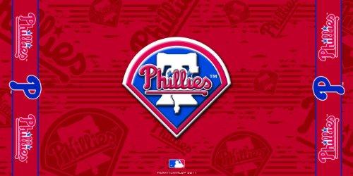 McArthur Philadelphia Phillies Baseball MLB asciugamano da spiaggia