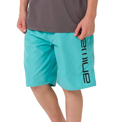 Animal Junior Tanner Board Segeln Bootfahren Wassersport Shorts Pacific Blue CL9SQ600 - Interne Mesh-Slips - Peached Finish -