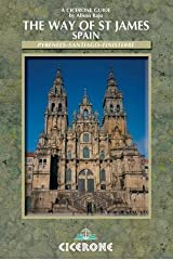 [(Way of St James - Spain: Pyrenees-Santiago-Finisterre)] [Author: Alison Raju] published on (February, 2004) Paperback