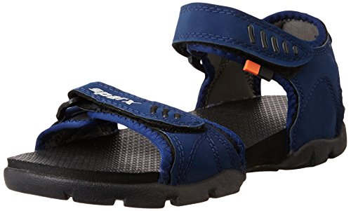 Sparx Women's Navy and Blue Fashion Sandals - 5 UK/India (38 EU)(SS-0101)  available at amazon for Rs.664