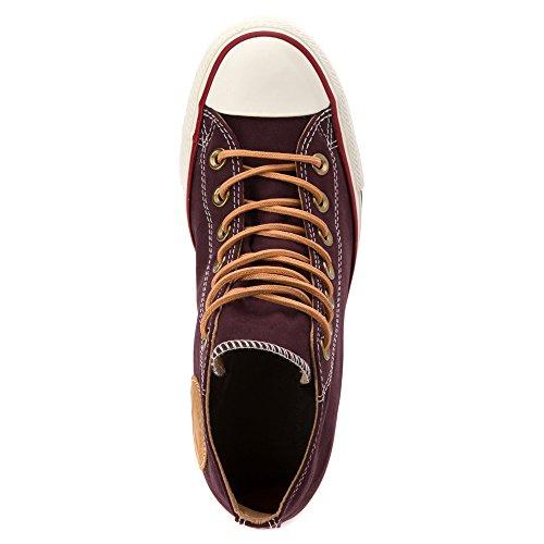 dd22fe1051fd Converse Frauen Chuck Taylor All Star Lux Peached Schuhe Black  Cherry Biscuit Egret