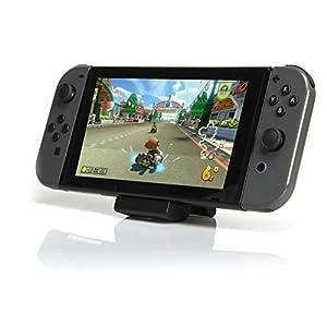 iMW Switch Ladestation – Schwarz- Alle Nintendo-Konsolen