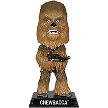 Star Wars Episode VII Wacky Wobbler Cabezón Chewbacca 15 cm
