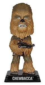 Funko Star Wars Episode VII Wacky Wobbler Cabezón Chewbacca 15 cm