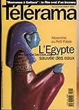 TELERAMA [No 2520] du 02/05/1998 - BIENVENUE A GATTACA - FILM OVNI - L'EGYPTE - ALEXANDRIE AU PETIT PALAIS.