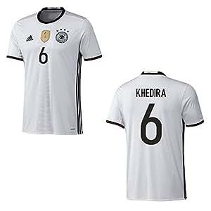 adidas DFB DEUTSCHLAND Trikot Home Herren EURO 2016 - KHEDIRA 6