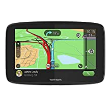 TomTom Navigatore Satellitare per Auto GO Essential, Traffico, Tutor e Autovelox di Prova, Mappe Europa, Aggiornamenti Tramite WiFi, Chiamate in Vivavoce, Supporto Reversibile Magnetico, 6 Pollici