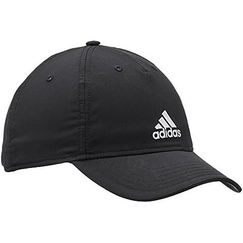 adidas ClimaLite Cap - Gorra unisex, color negro / azul / blanco, talla OSFC