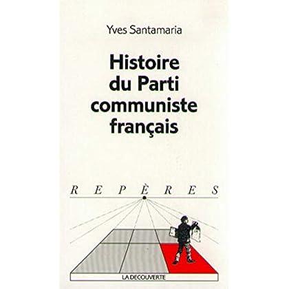 Histoire du Parti communiste français