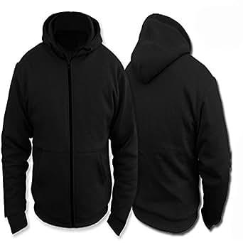 kapuzenpullover hoodie f r motorrad fahrer 100 kevlar. Black Bedroom Furniture Sets. Home Design Ideas