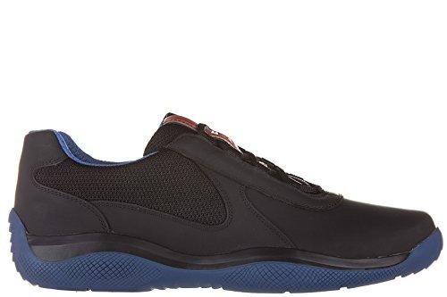 sneakers-prada-homme-cuir-noir-et-bleu-4e2905nerobluette-noir-44eu