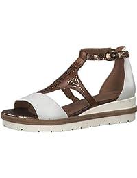 1bbaede0465 Amazon.fr   Tamaris - Sandales   Chaussures femme   Chaussures et Sacs