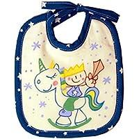 Babero personalizado para bebe Unicornio