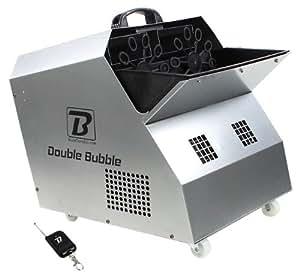 BoomToneDJ Double Bubble V2 Machine à Bulles