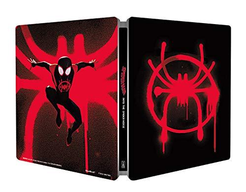 Spider Man Un Nuovo Universo Steelbook Premium con Magnete