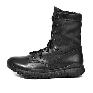 Aemember IODSON 黑色超轻作战靴CQB Caccia scarpe scarpe da trekking scarpe da running Scarpe alpinista uomini's donne's antiscivolo leggero e indossabile traspirabilità,35 43