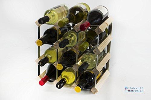 madera-de-pino-12-botella-clasico-y-galvanizado-del-vino-del-metal-estante-auto-assembley