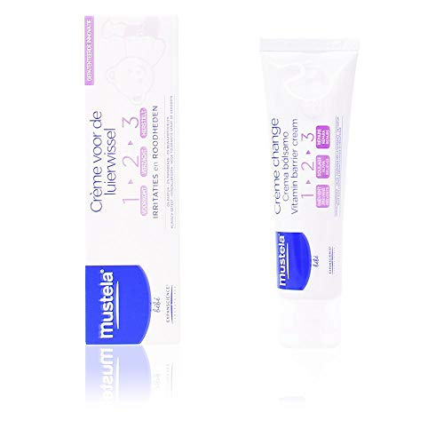 Mustela Creme Change 1-2-3 Crema Corporal - 100 ml