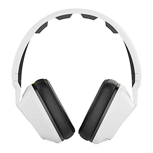 Skullcandy Crusher Over-Ear-Kopfhörer mit Mikrofon weiß (Skullcandy Over-ear-kopfhörer)