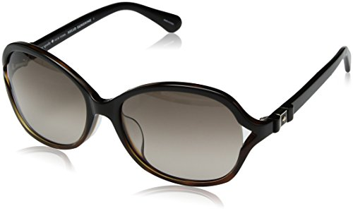 kate spade Sonnenbrillen JABRIA/F/S DARK HAVANA/BROWN SHADED Damenbrillen