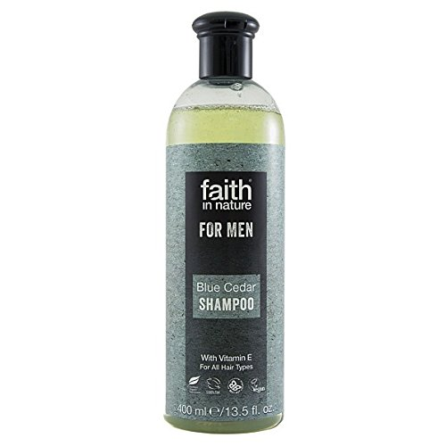 Faith In Nature - Blue Cedar Shampoo 400ml x3